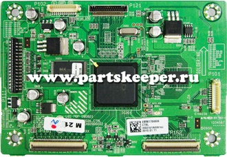 EAX60966002, EBR61784806, Display control, PCB REV.B, б/у